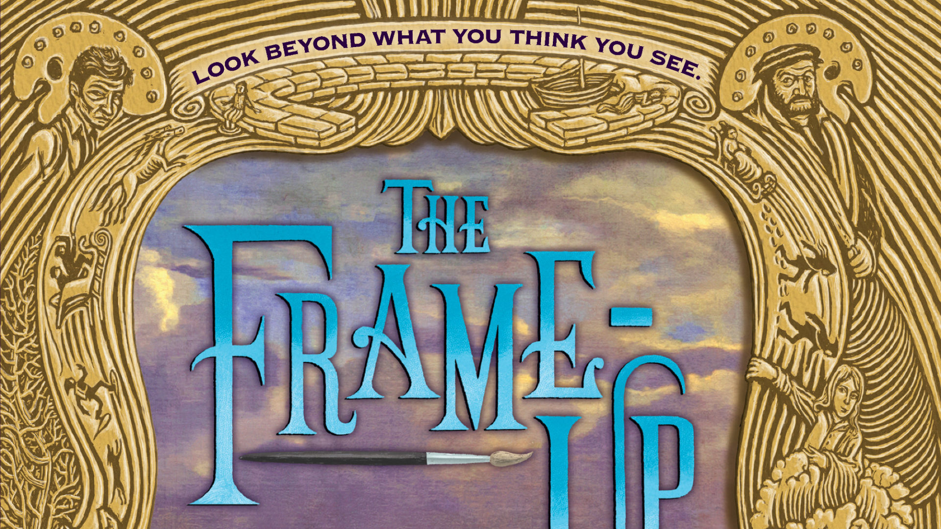 The Frame-Up Audio Tour